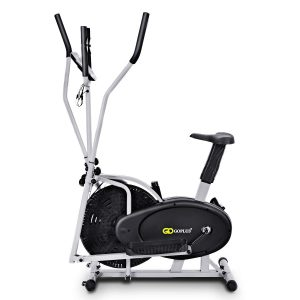 Goplus 2 in 1 Elliptical Machine