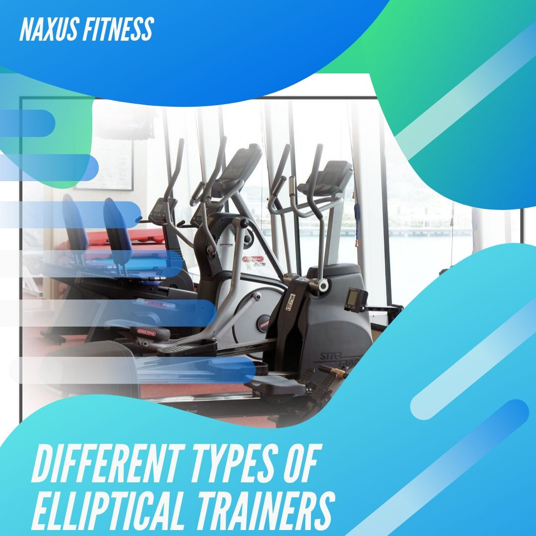 types of ellipticals