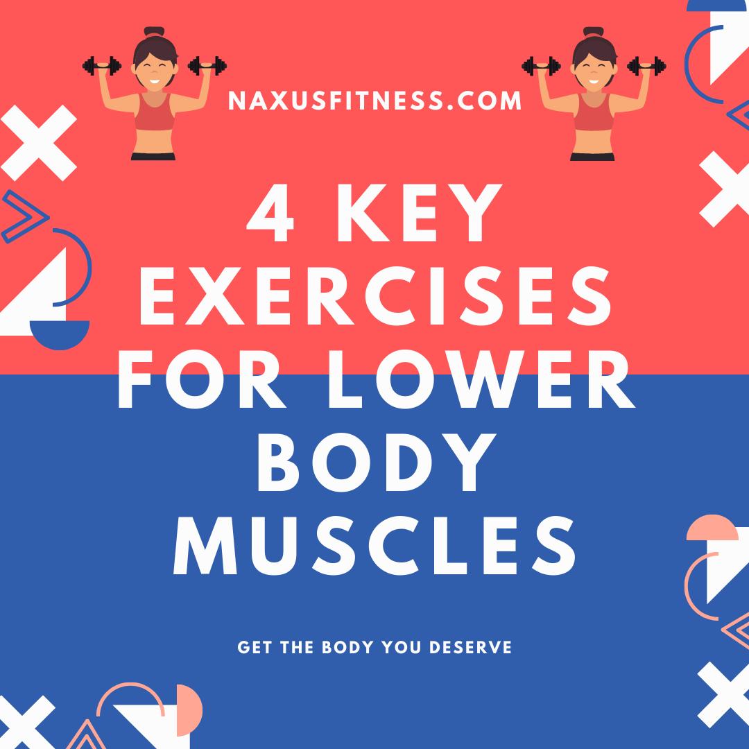 key exercises for lowe body exercises
