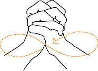 wrist rotation as warm up