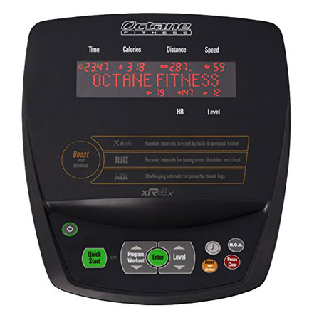 Octane Fitness xR4x console