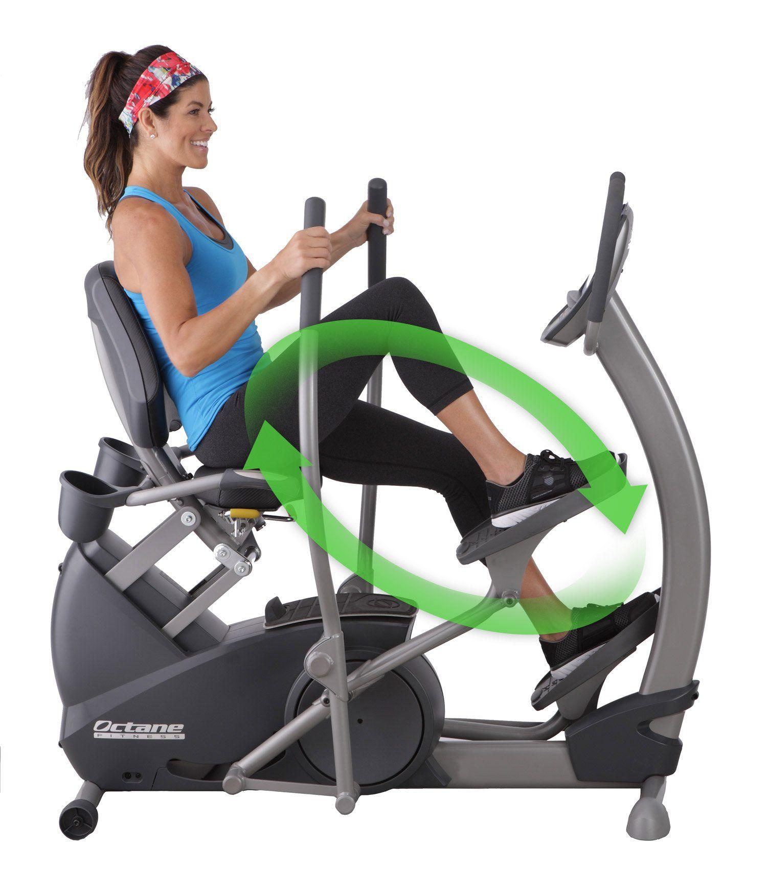 Octane Fitness xR4x side view