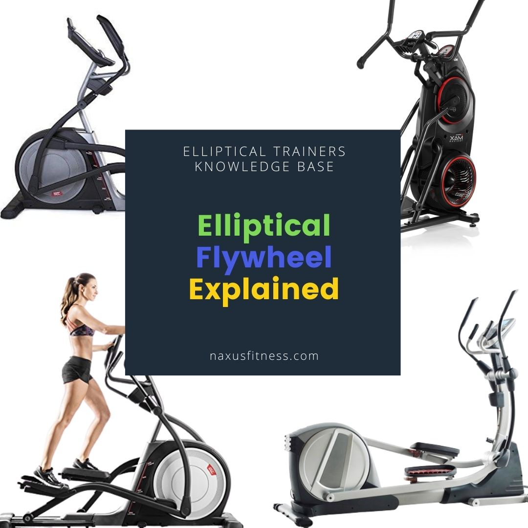 Elliptical Machine Flywheel Explained