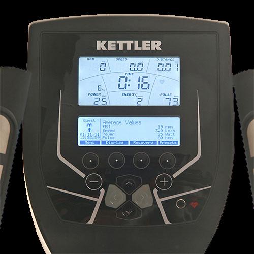 Kettler Unix E console