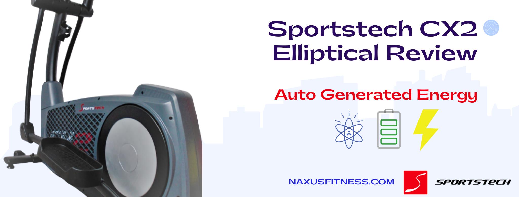 Sportstech CX2 Auto Generator