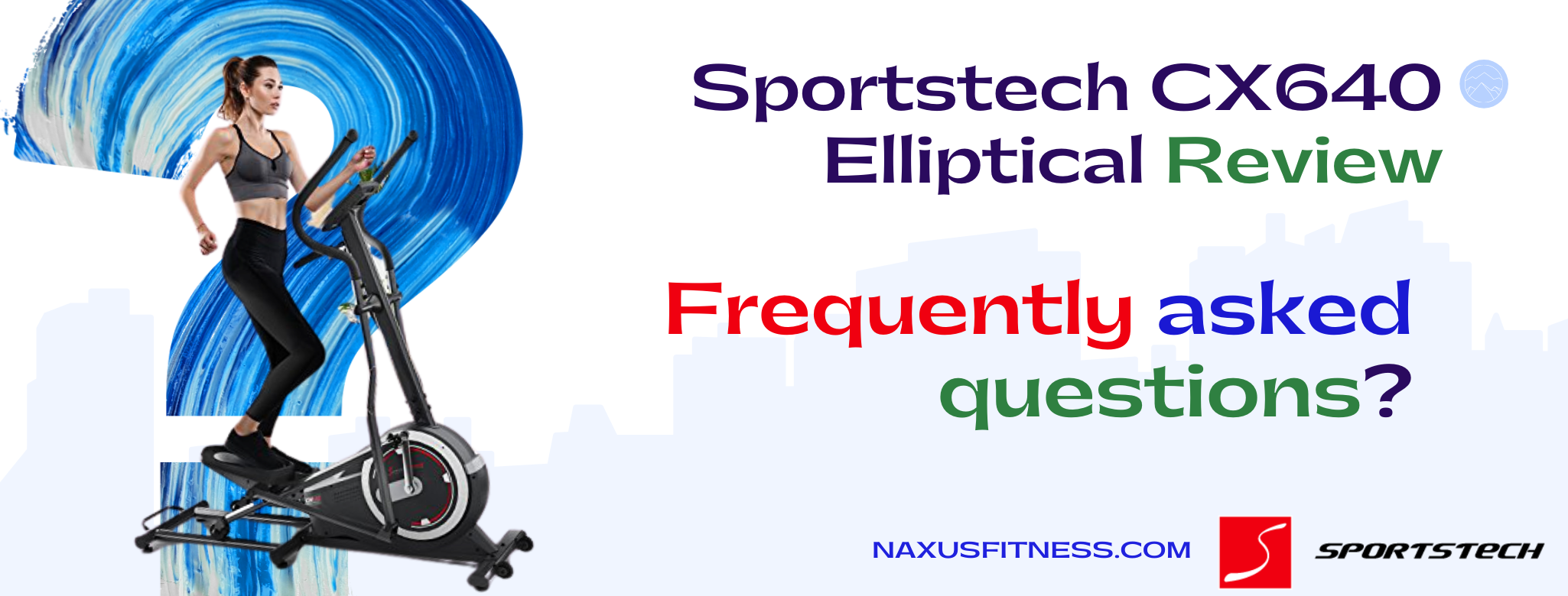Sportstech CX640 FAQs - Frequently asked questions