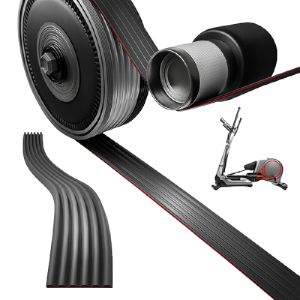 Sportstech LCX800 grooved belt drive system