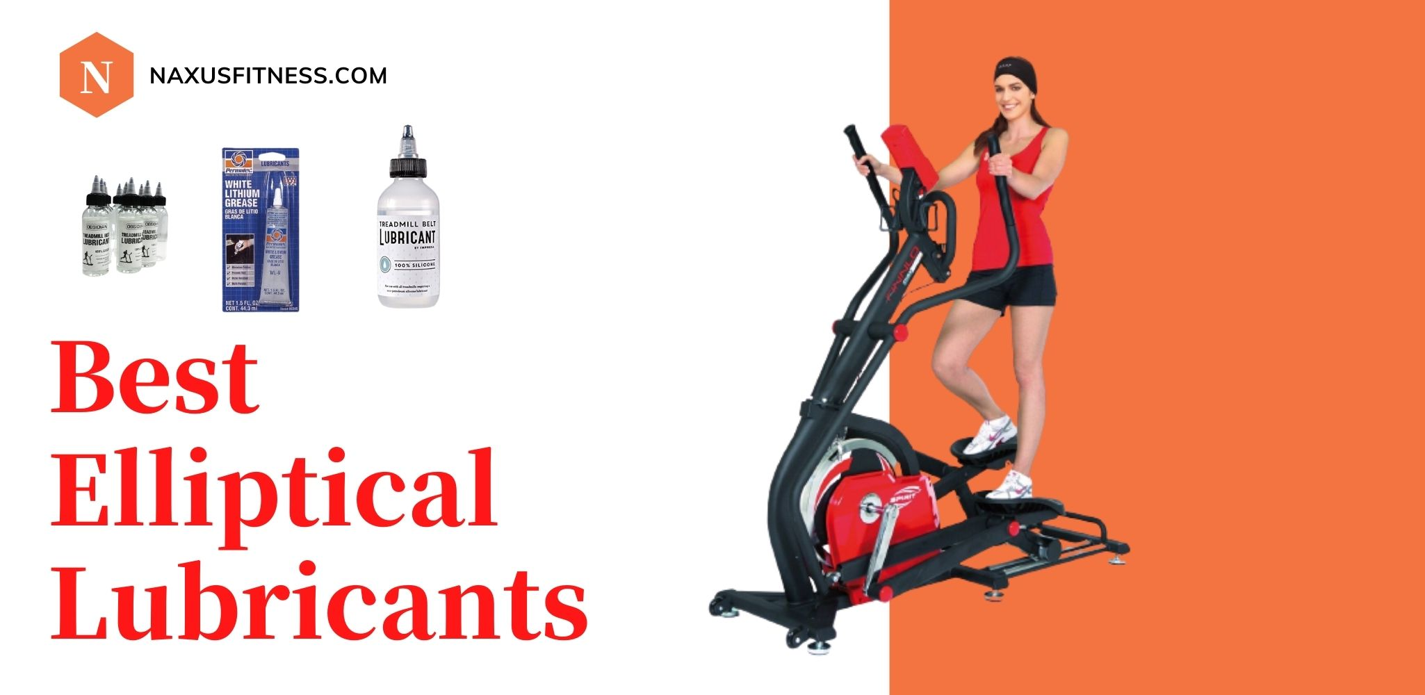 Best Elliptical Lubricant