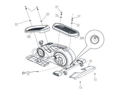 Sportstech DFX100 Assembly