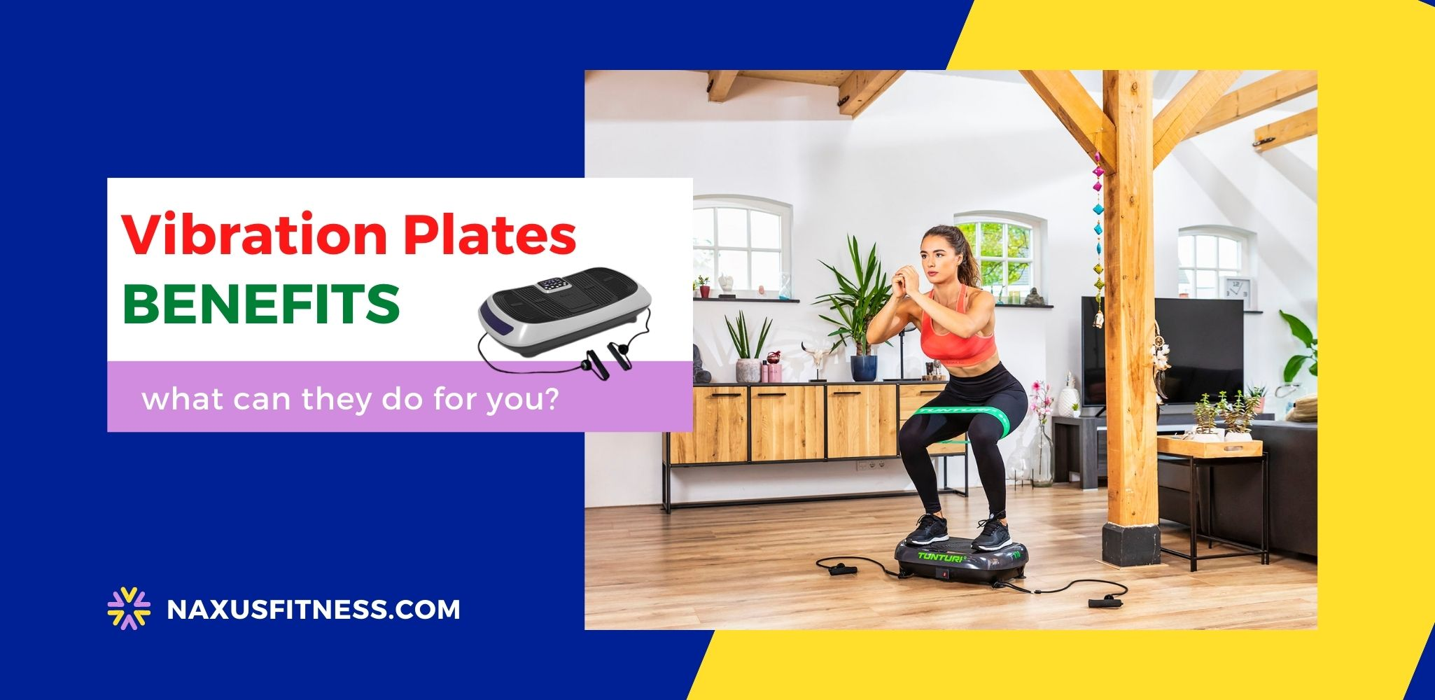 Vibration Plates Benefits