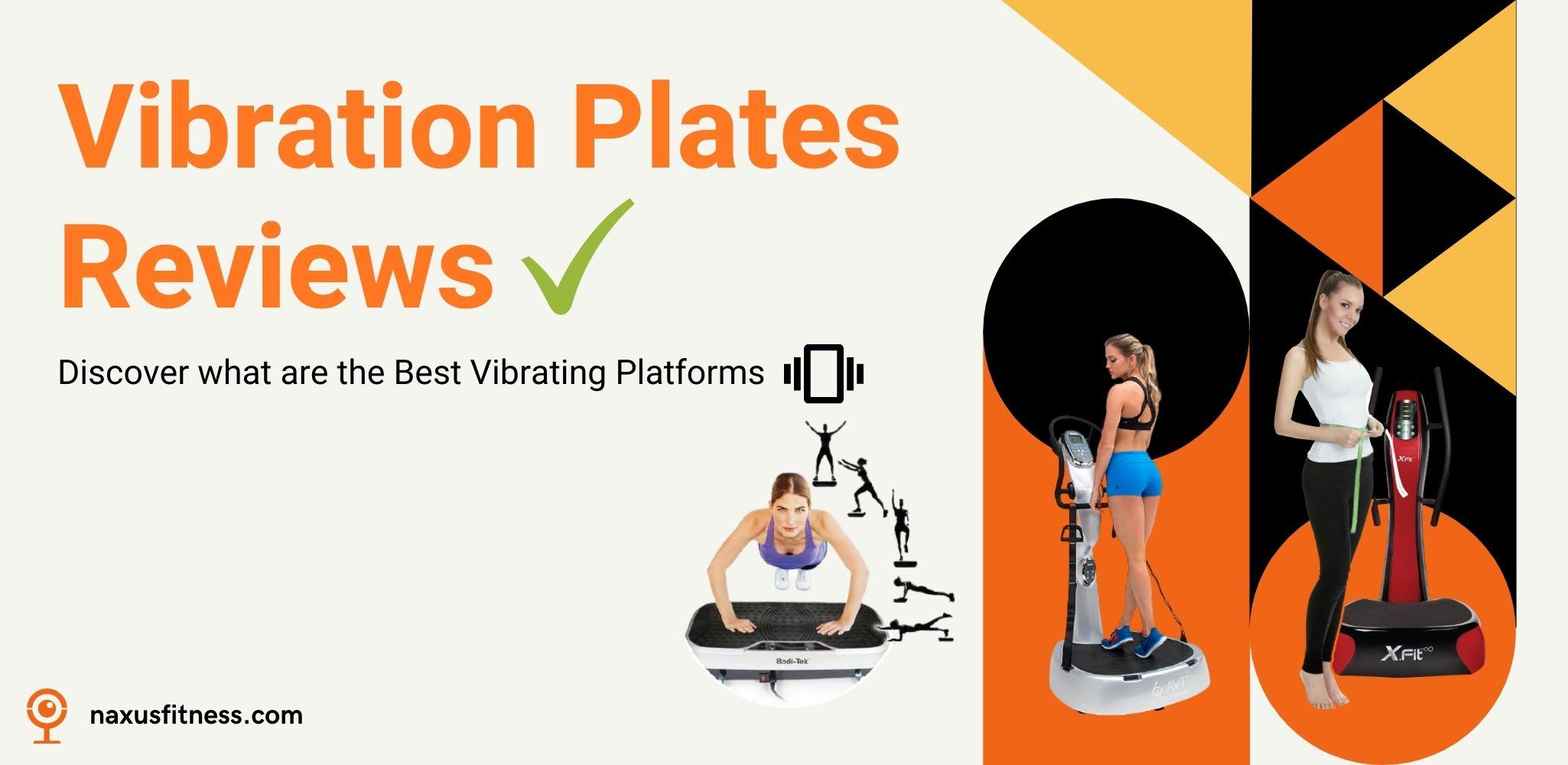 Vibration plates reviews
