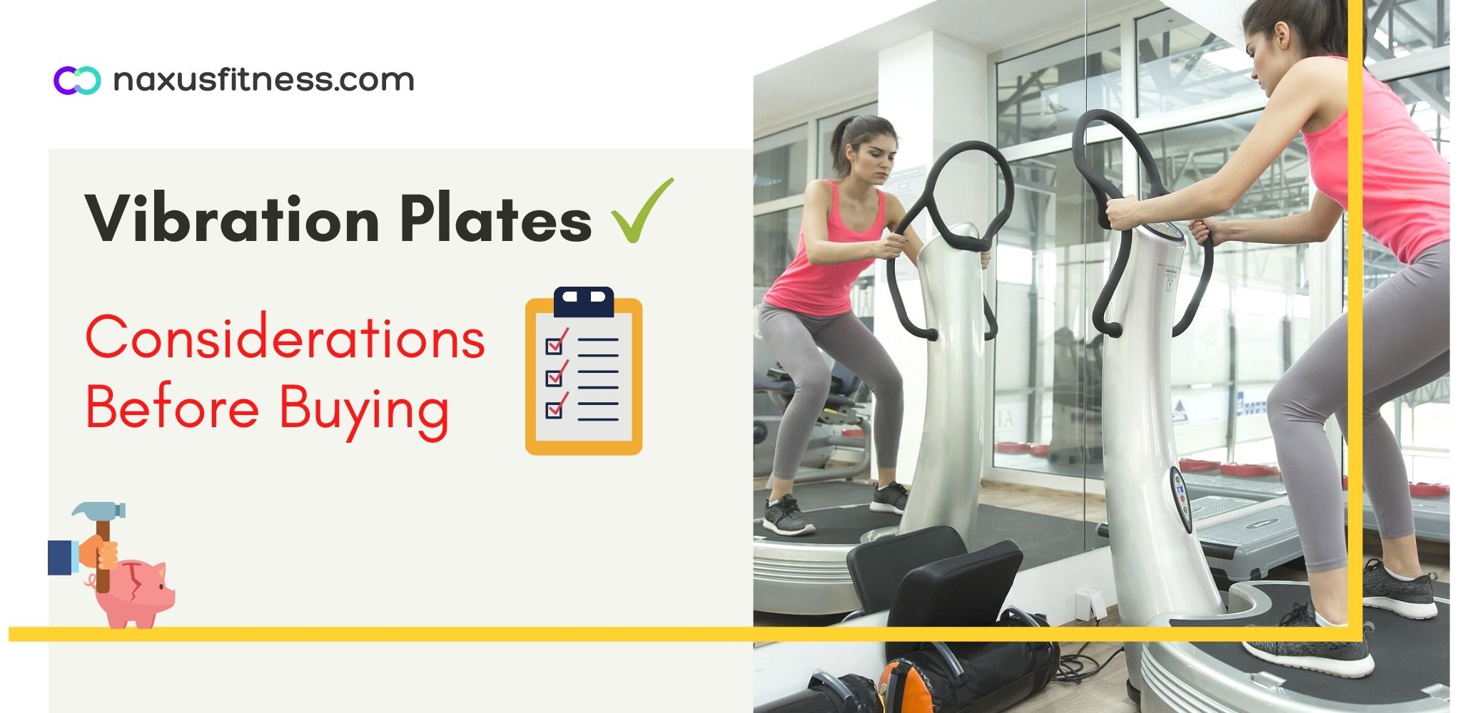 Vibration Plates considerations before buying