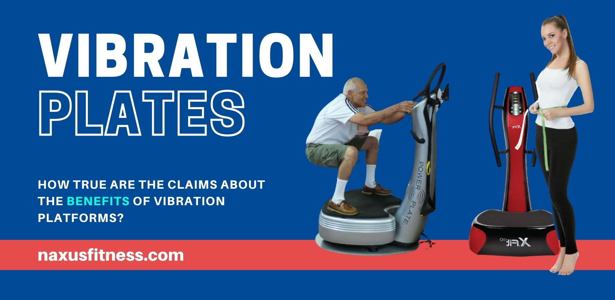 Vibration Platforms benefits