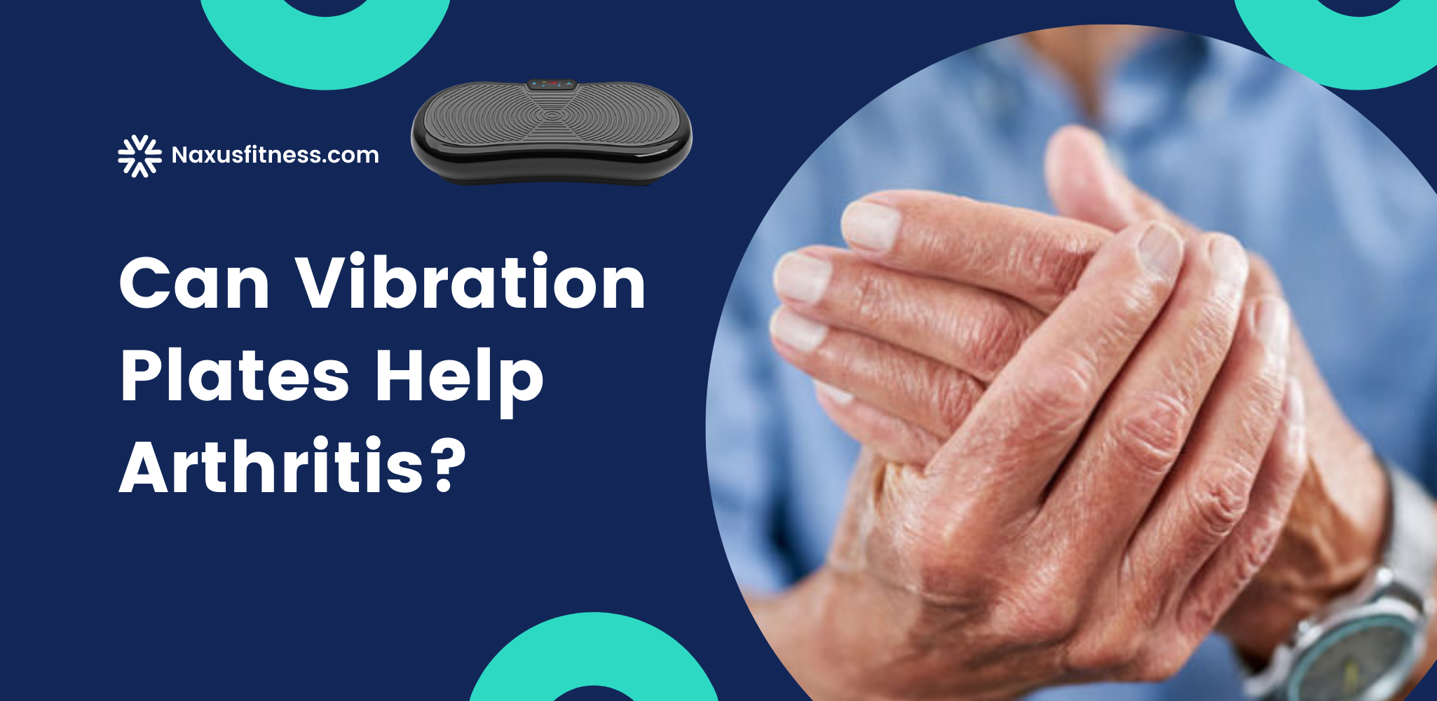Can vibration plates help with Arthritis